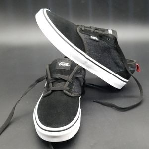 VANS YOUTH FASHION SNEAKERS